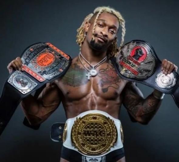 Chris Bey championship