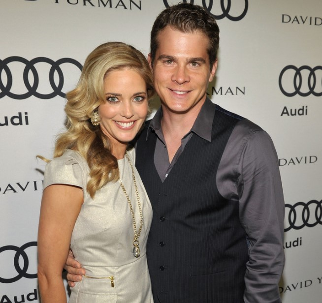 Christina Moore husband