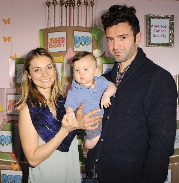 Spencer Grammer family