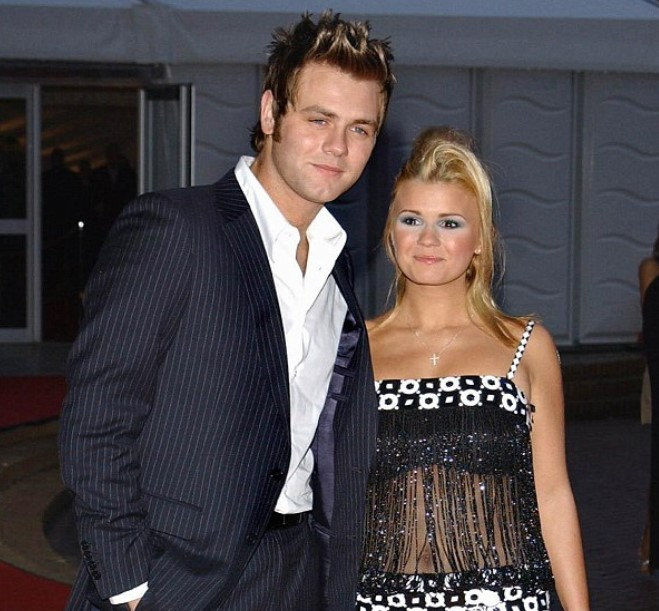 Kerry Katona married