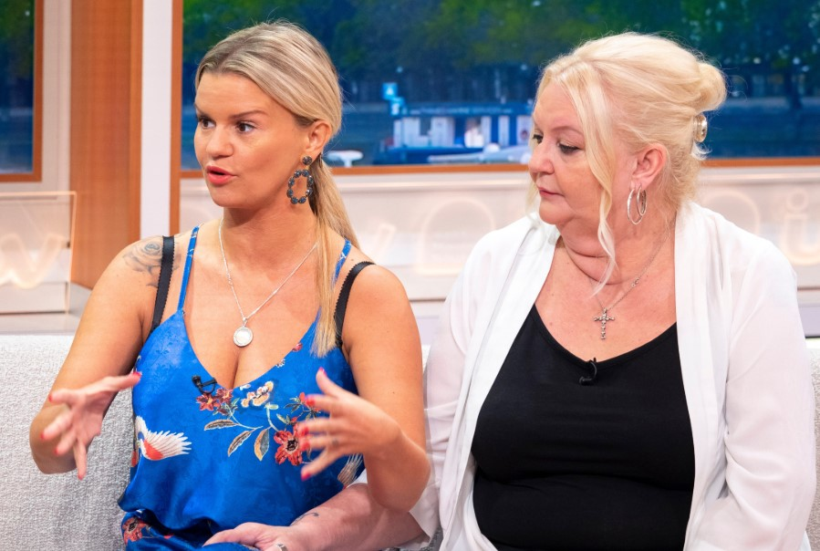 Kerry Katona mother