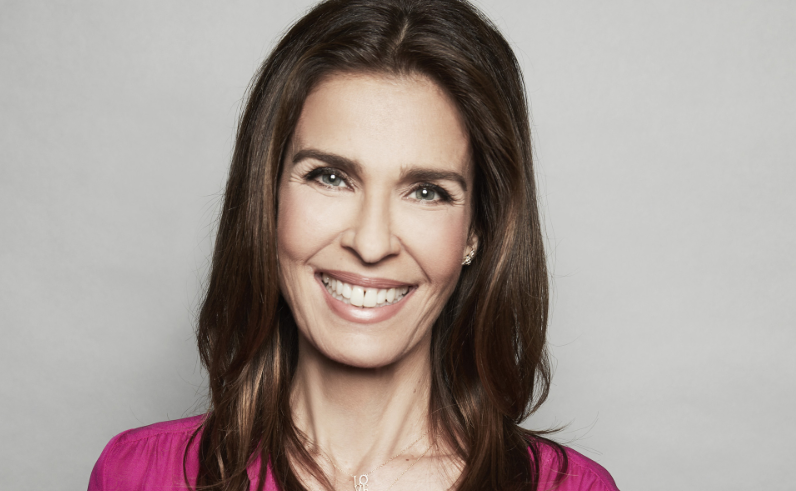 Kristian Alfonso, a famous actress and model