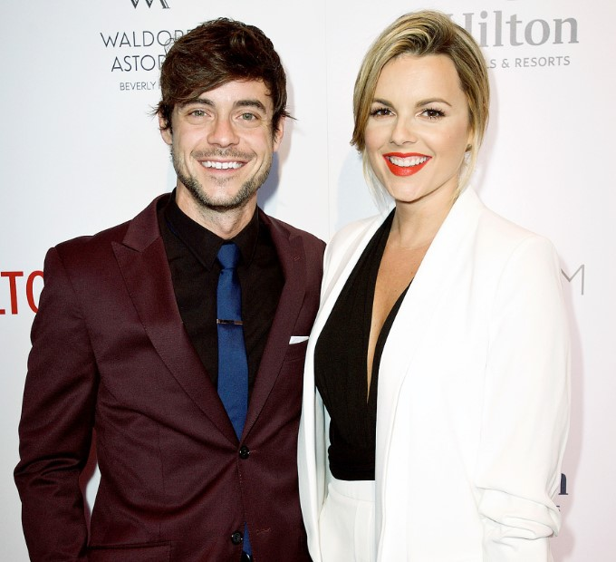 Ali Fedotowsky married