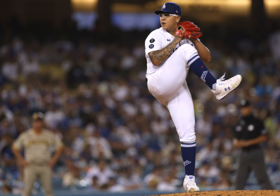 Julio Urias made his MLB debut on 27th May 2016 for the Los Angeles Dodgers against the New York Mets
