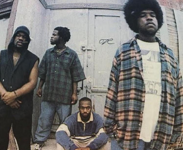 Malik B. band