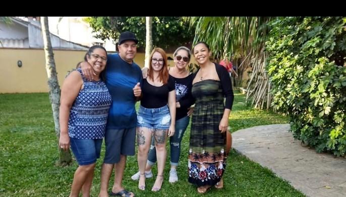 Jess Caroline family