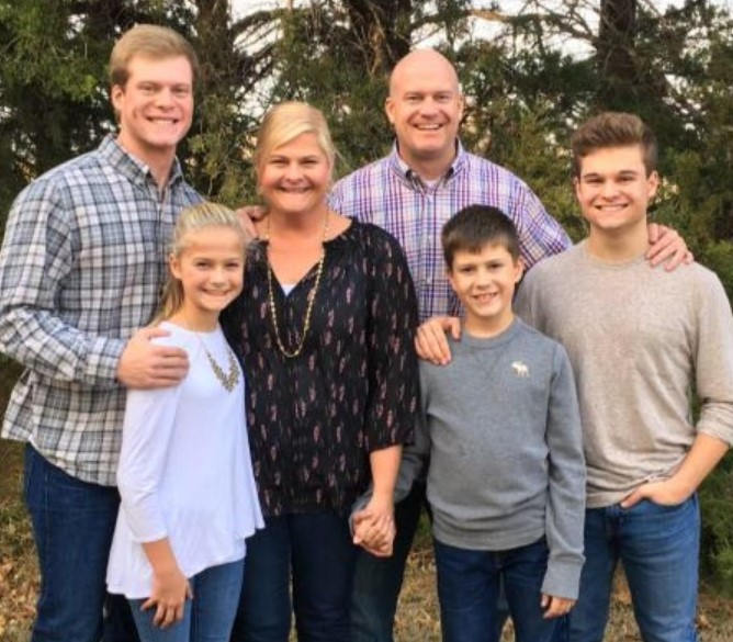 Darci Lynne Farmer family