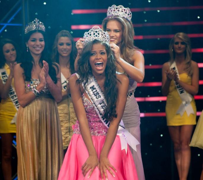 Kamie Crawford Miss Teen USA 2010
