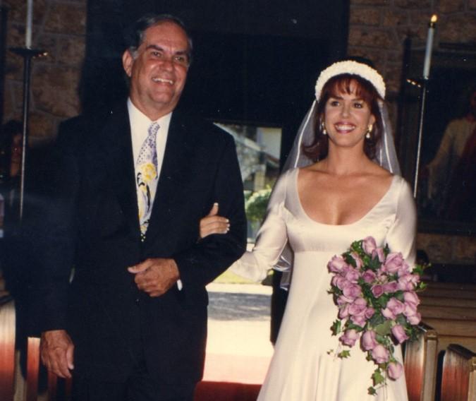 Maria Celeste Arraras father