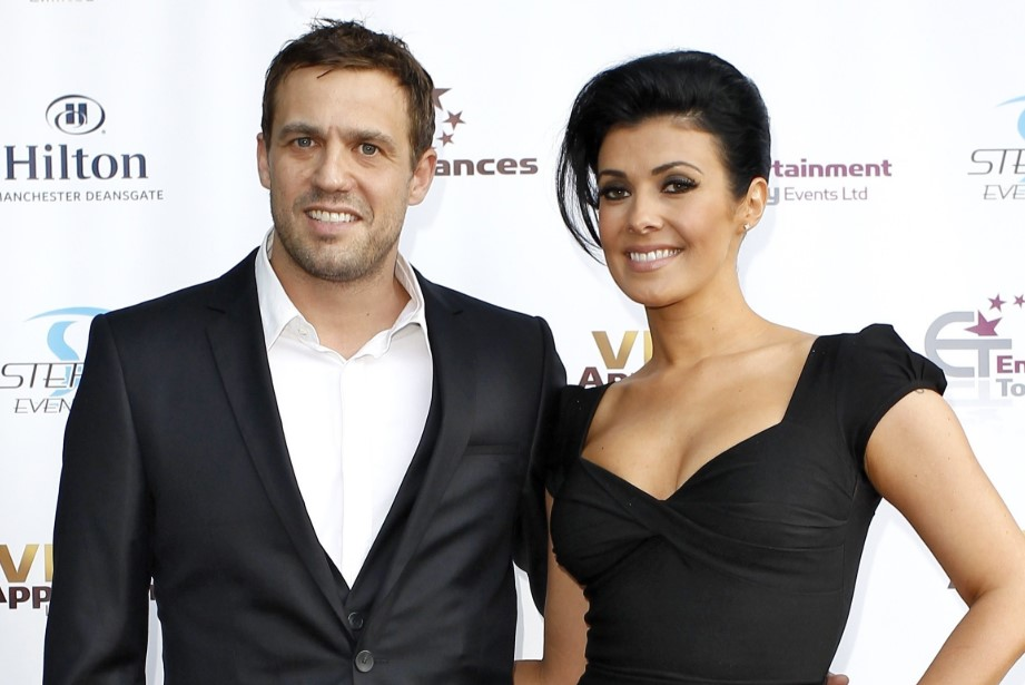 Kym Marsh husband
