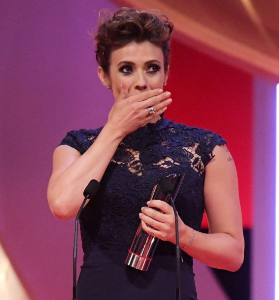 Kym Marsh awards