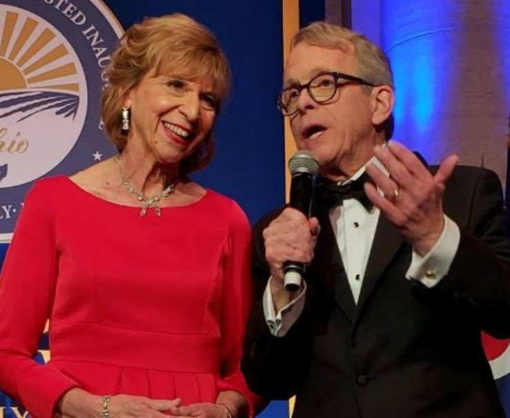 Mike DeWine wife
