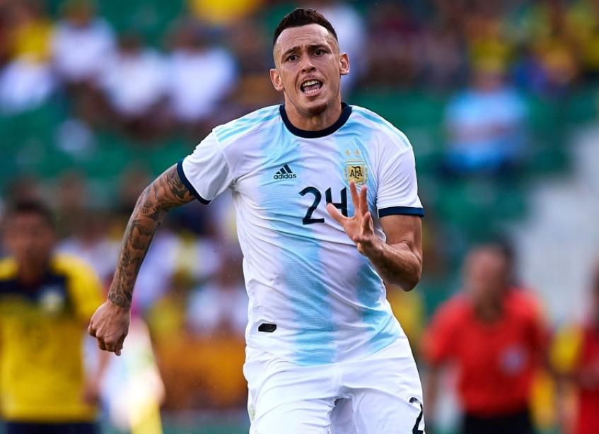 Lucas Ocampos Argentina