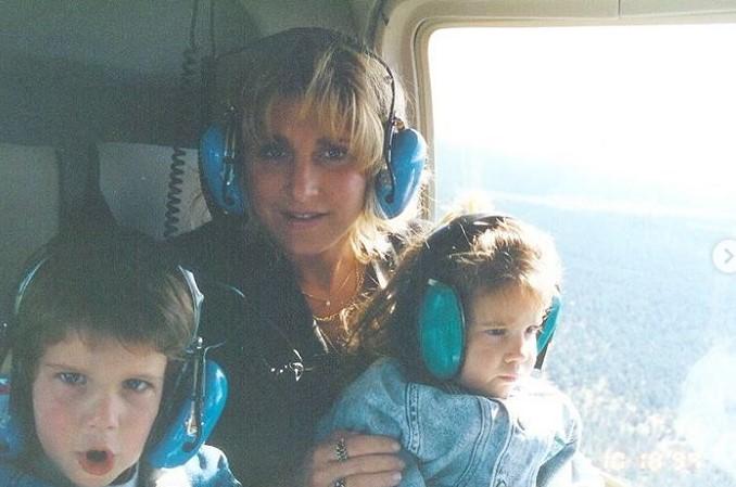 Cody Calafiore mother