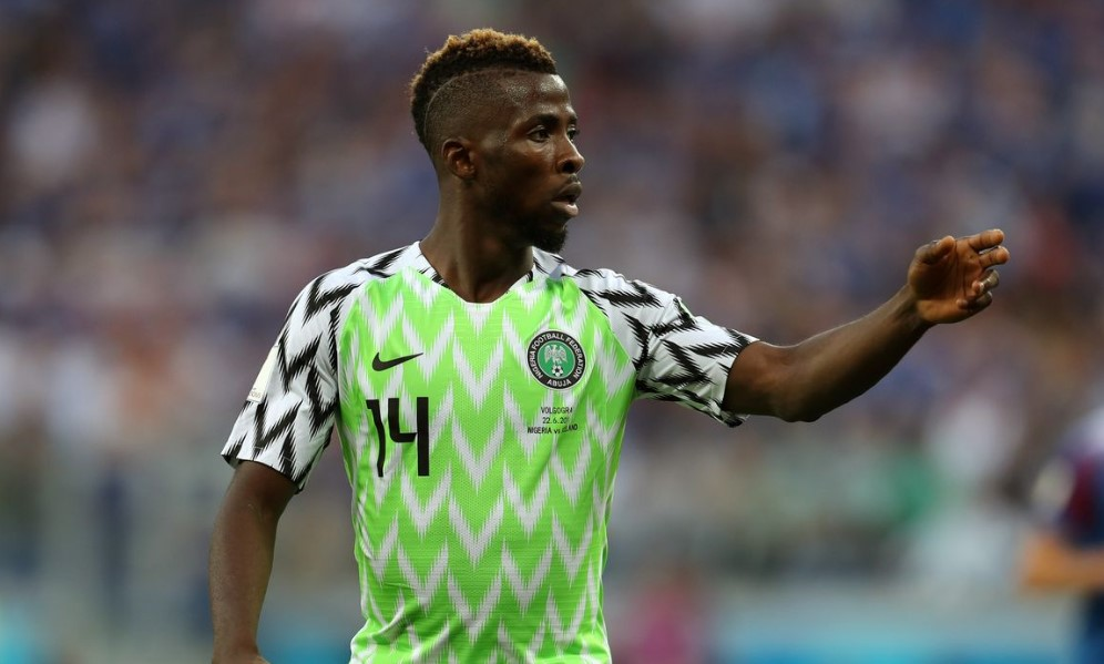 Kelechi Iheanacho Nigeria