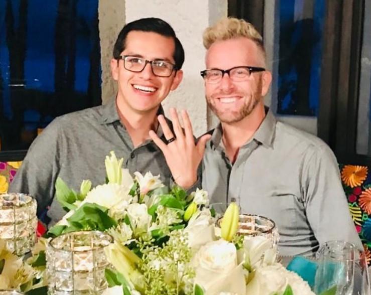 Kenneth Niedermeier engaged