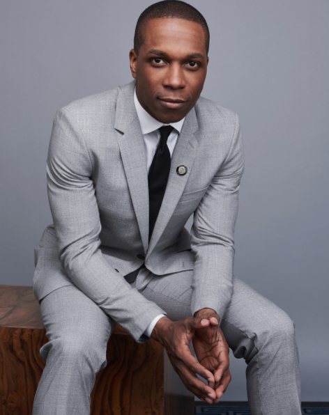 Leslie Odom Jr., a famous actor and singer