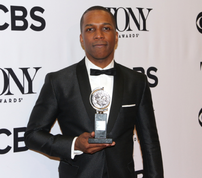 Leslie Odom Jr. Wins Best Actor Tony for Playing Hamilton's Aaron Burr