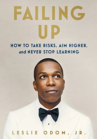 Leslie Odom Jr.'s Book, Failing Up