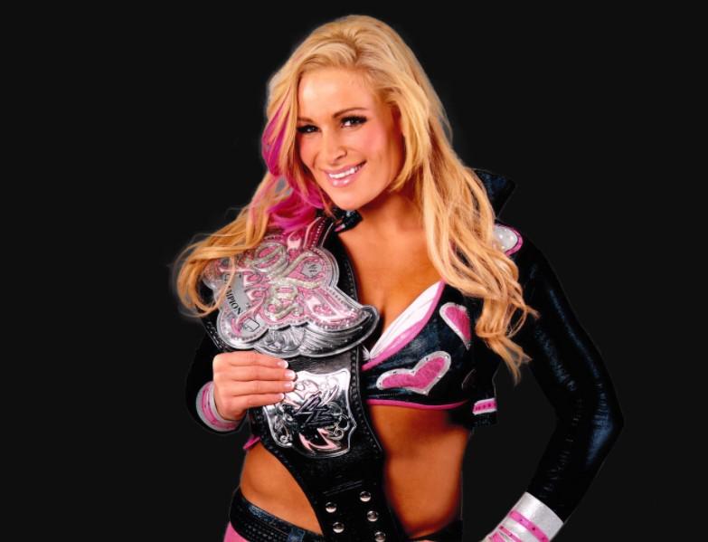 Natalya Neidhart WWE Divas Championship