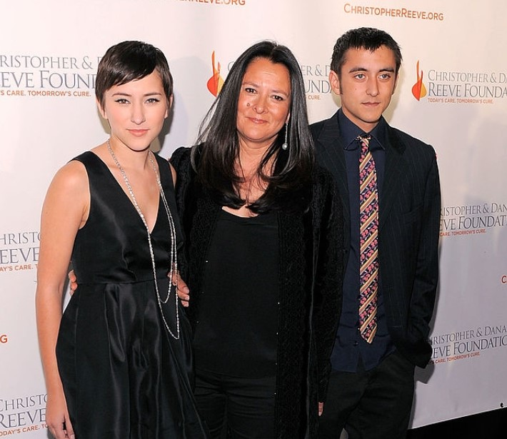 Zelda Williams family
