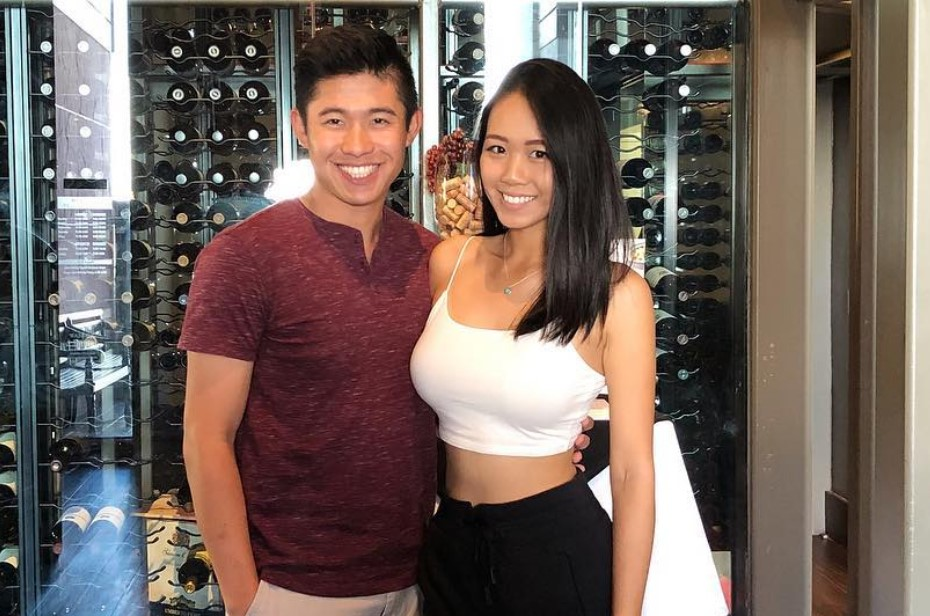 Katherine Zhu dating