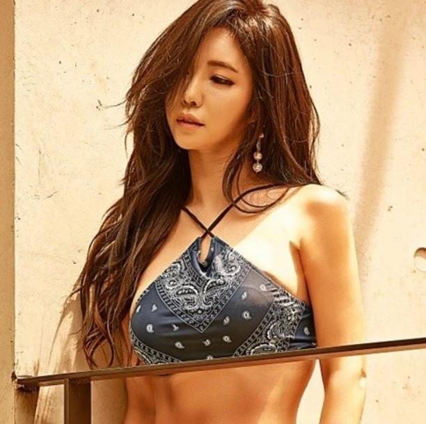 Kang Ye-Bin line