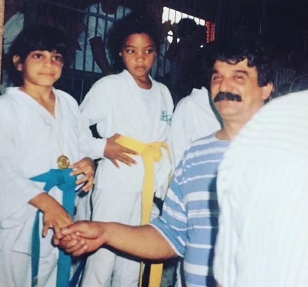 Livia Renata Souza father