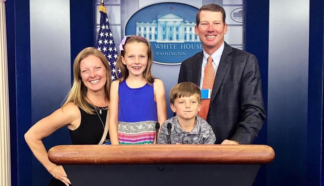 Jim Herman family