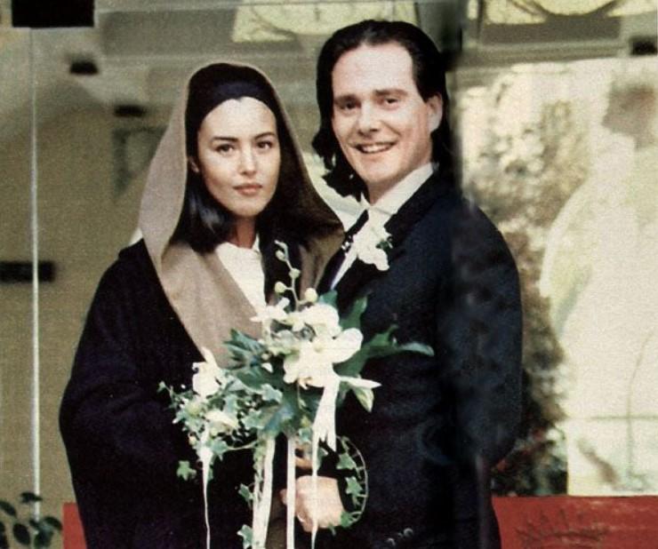 Monica Bellucci husband