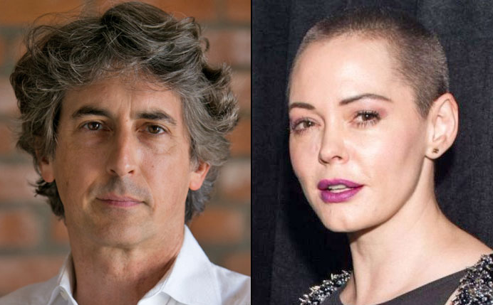 Rose McGowan Makes Accusations Of Sexual Misconduct on Alexander Payne