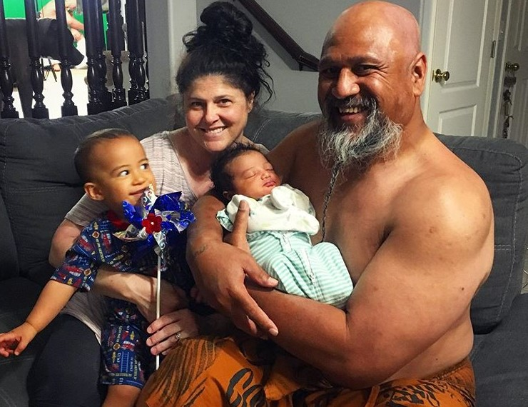 Kalani Faagata parents