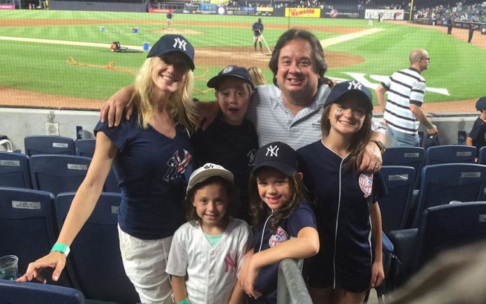 George Conway family