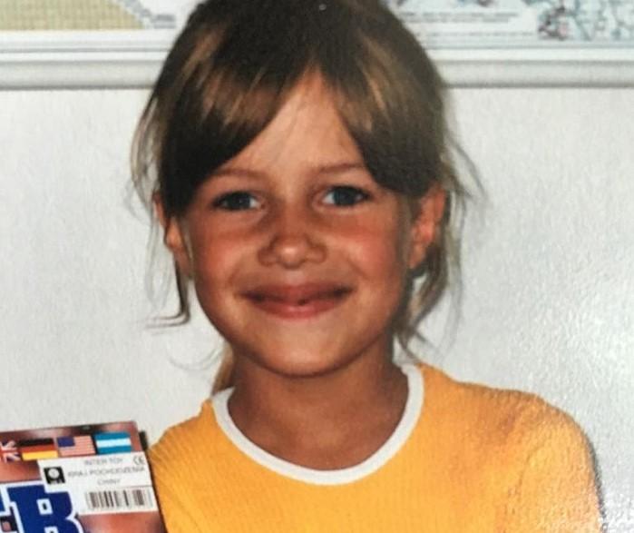 Nicole Poturalski childhood