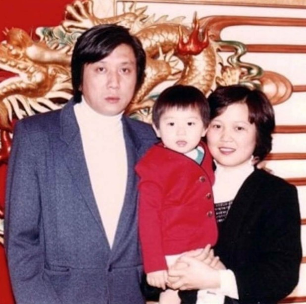 Dan Lok parents