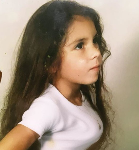 Sarah Lopez young