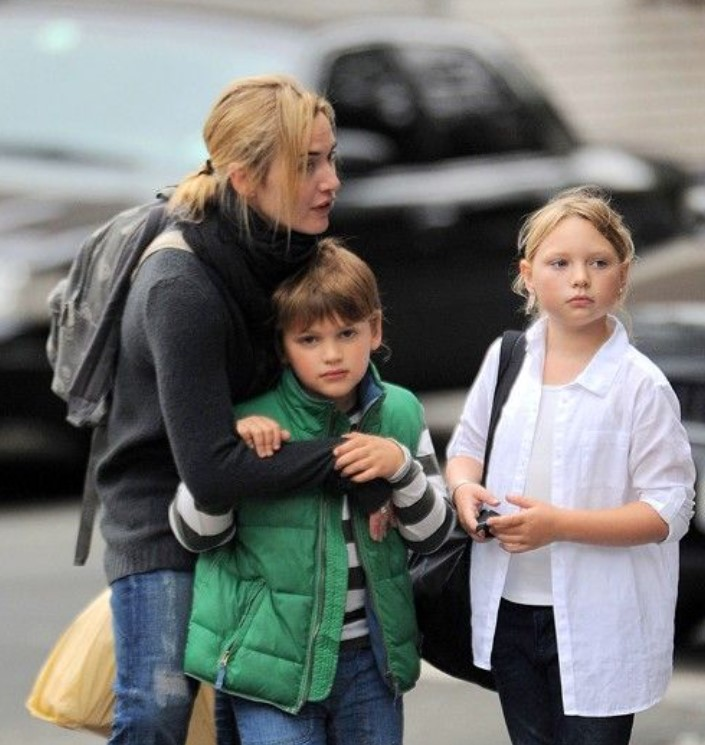 Kate Winslet children