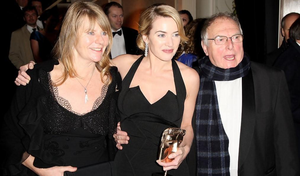Kate Winslet parents
