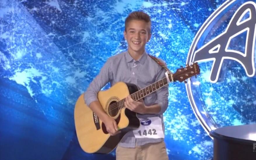 Daniel Seavey American Idol