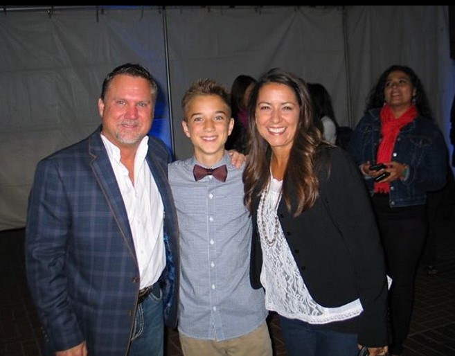 Daniel Seavey parents