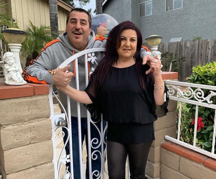 Papa Rug wife
