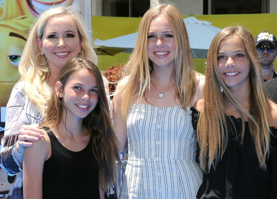 Shannon Beador daughters