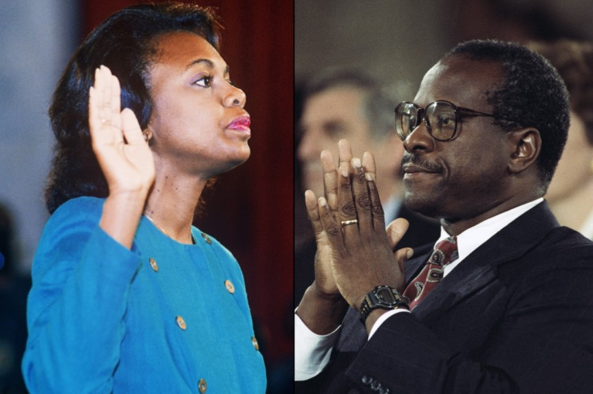 Anita Hill accusations