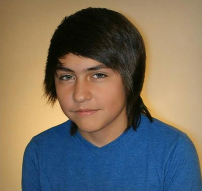 Landon Cube young