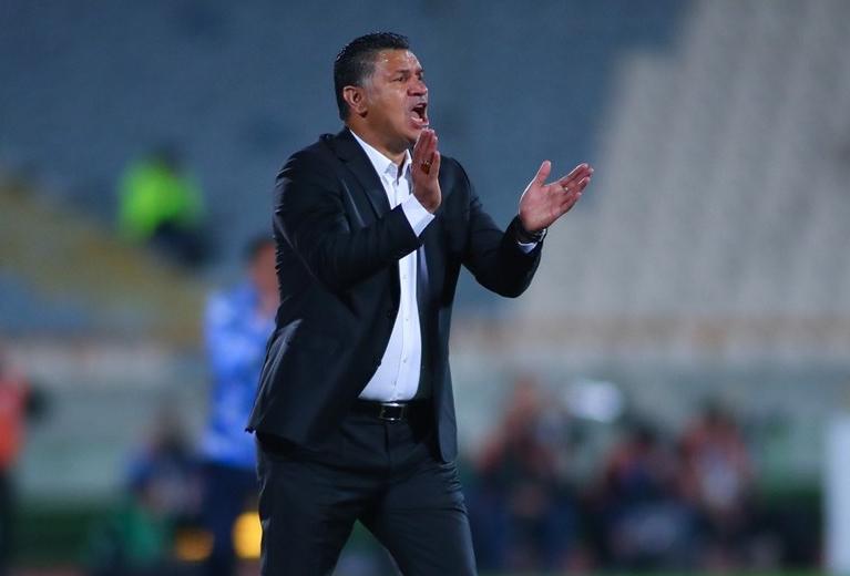 Ali Daei as a coach