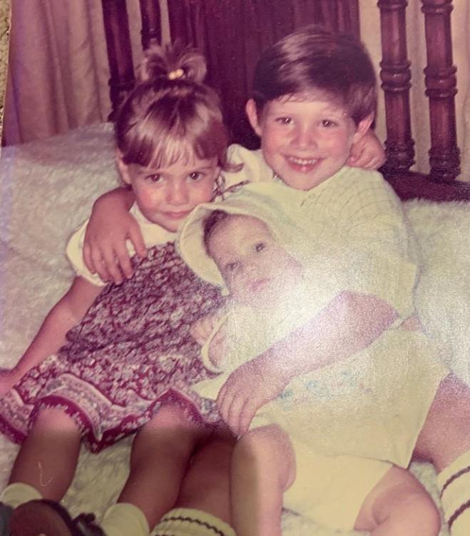 Dorit Kemsley siblings