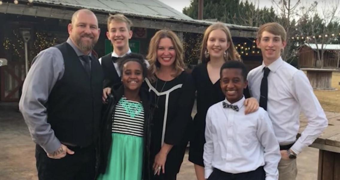 Jen Hatmaker family