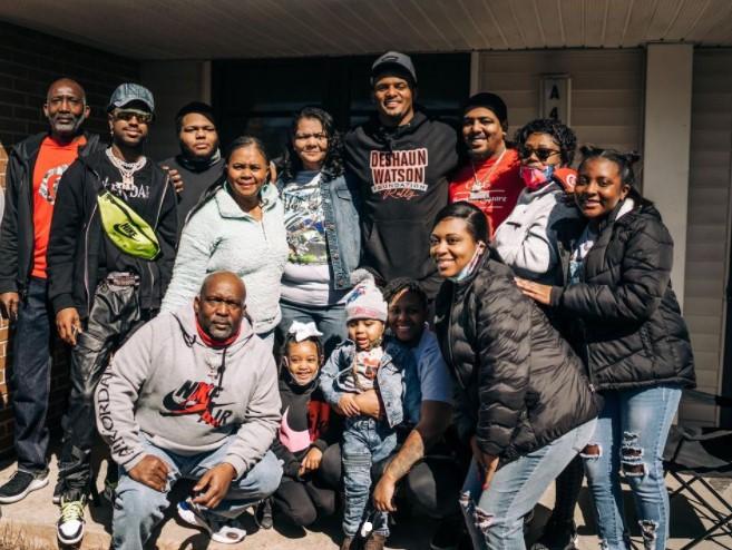 Deshaun Watson family