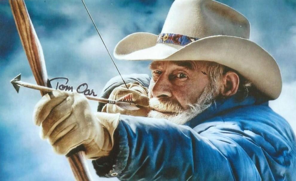 Tom Oar Mountain Men