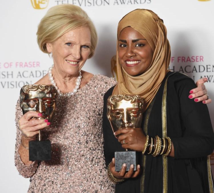 Nadiya Hussain awards